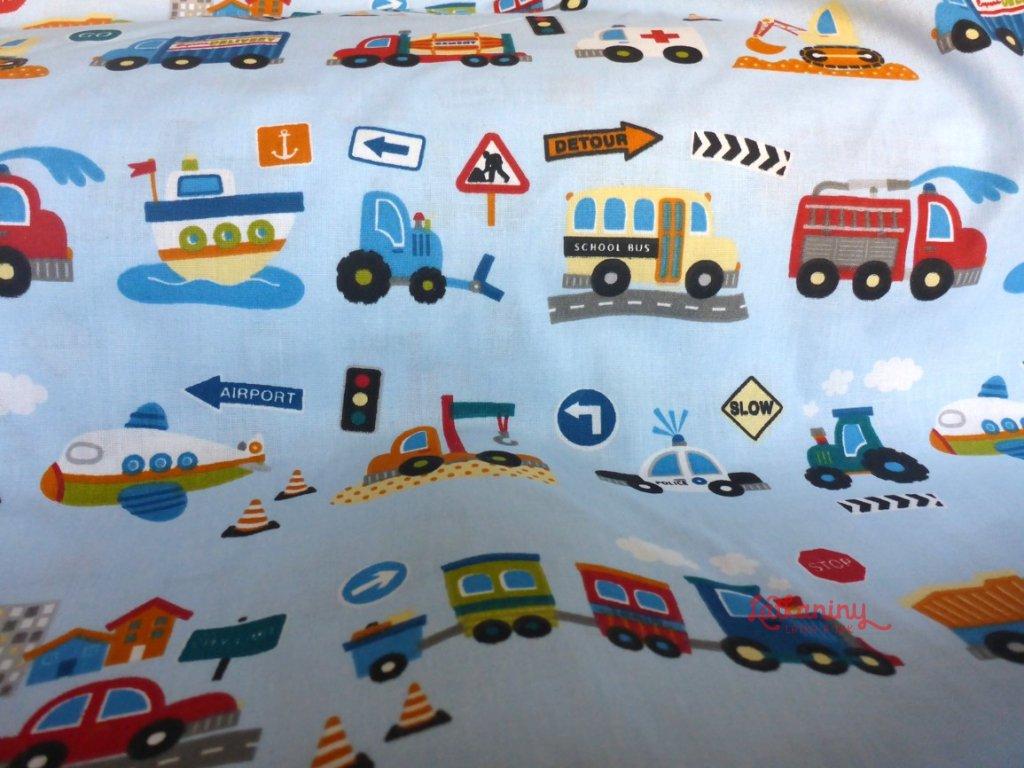 dopravní bavlna