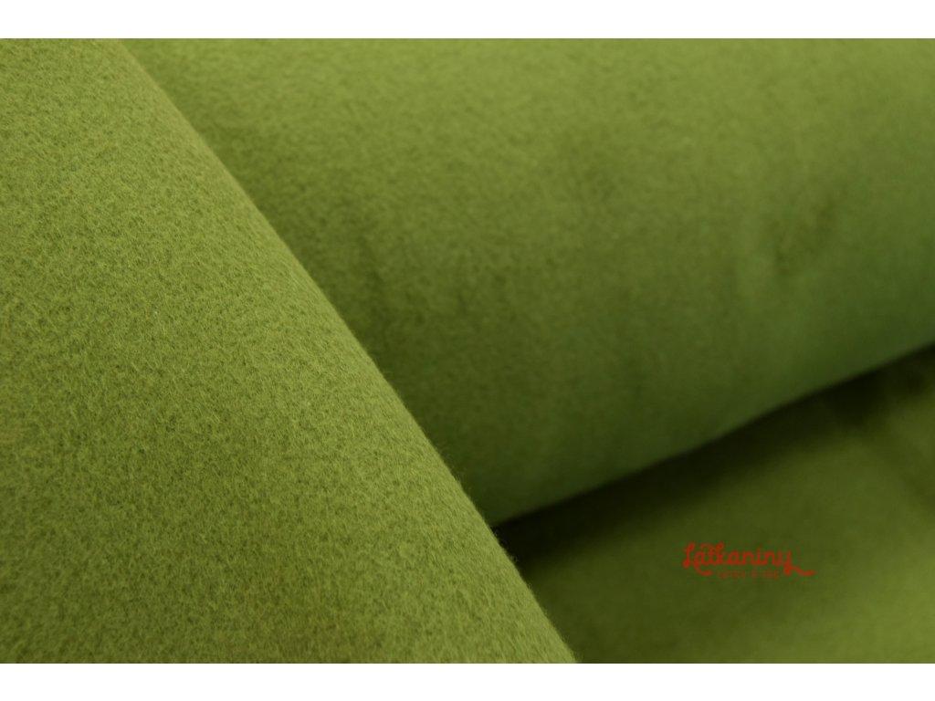 fleece bavlneny zeleny (5)