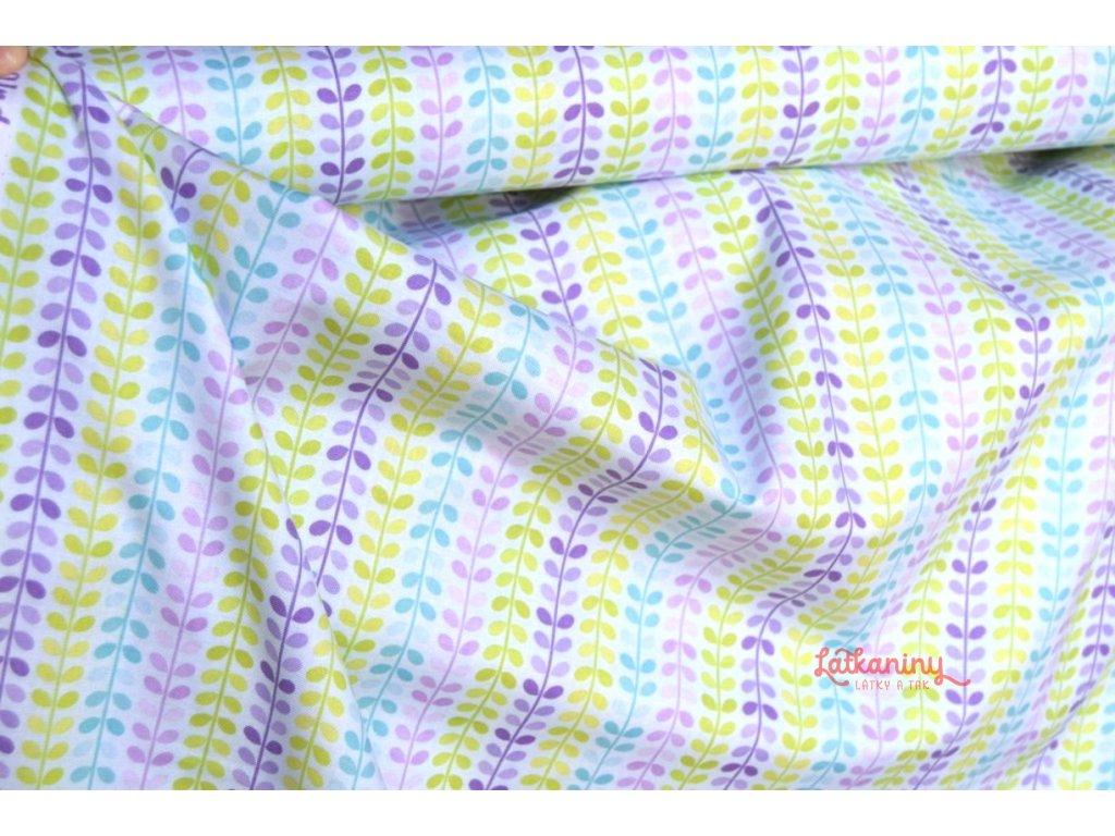 designová bavlna