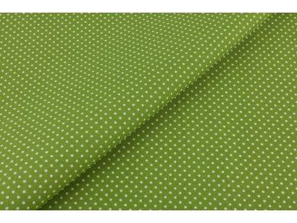 puntiček zelený