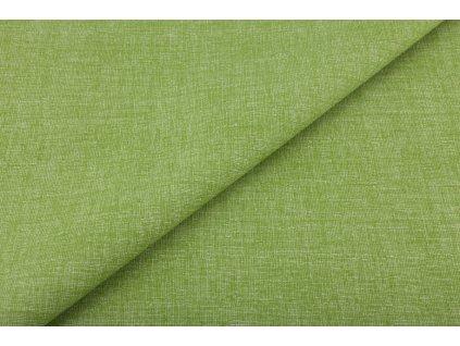 zelené bavlněné plátno