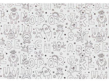 vybarvovaci bavlna abeceda