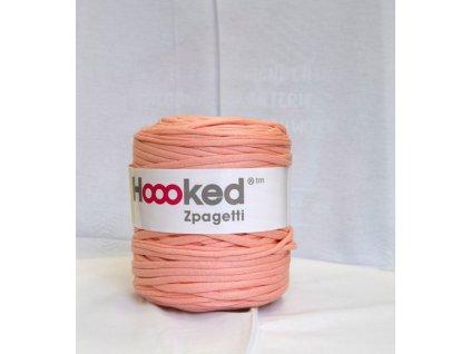 Textilní příze špagáty - meruňková