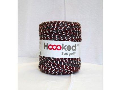 Textilní příze špagáty - vzor čárky