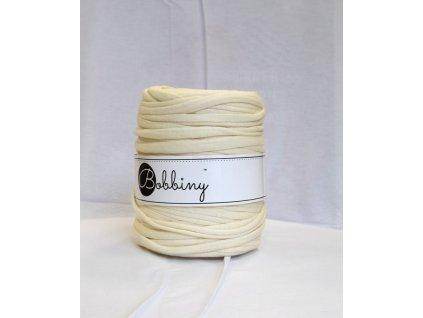 Textilní příze špagáty - smetanová