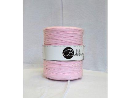 Textilní příze špagáty - pink