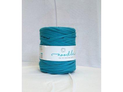 Textilní příze špagáty - tyrkysová
