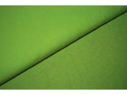 uni zelena bavlna