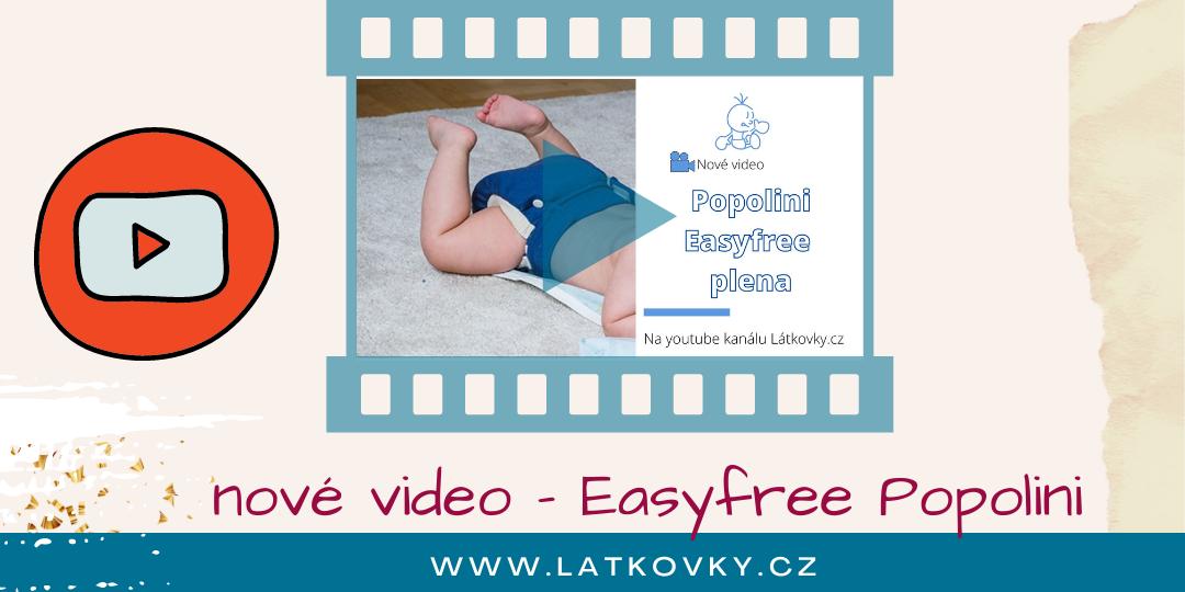 Nové video - Popolini Easyfree