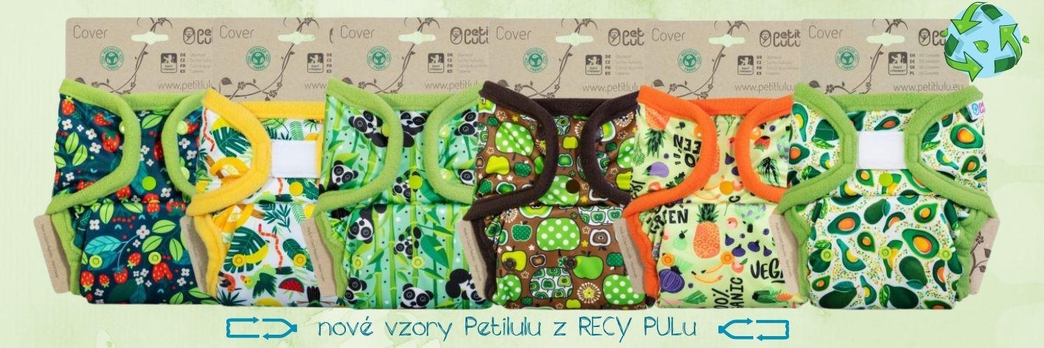 Petitlulu nové vzory recy PUL