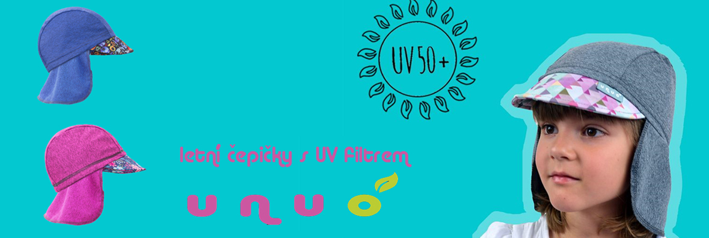 Unuo UV čepičky