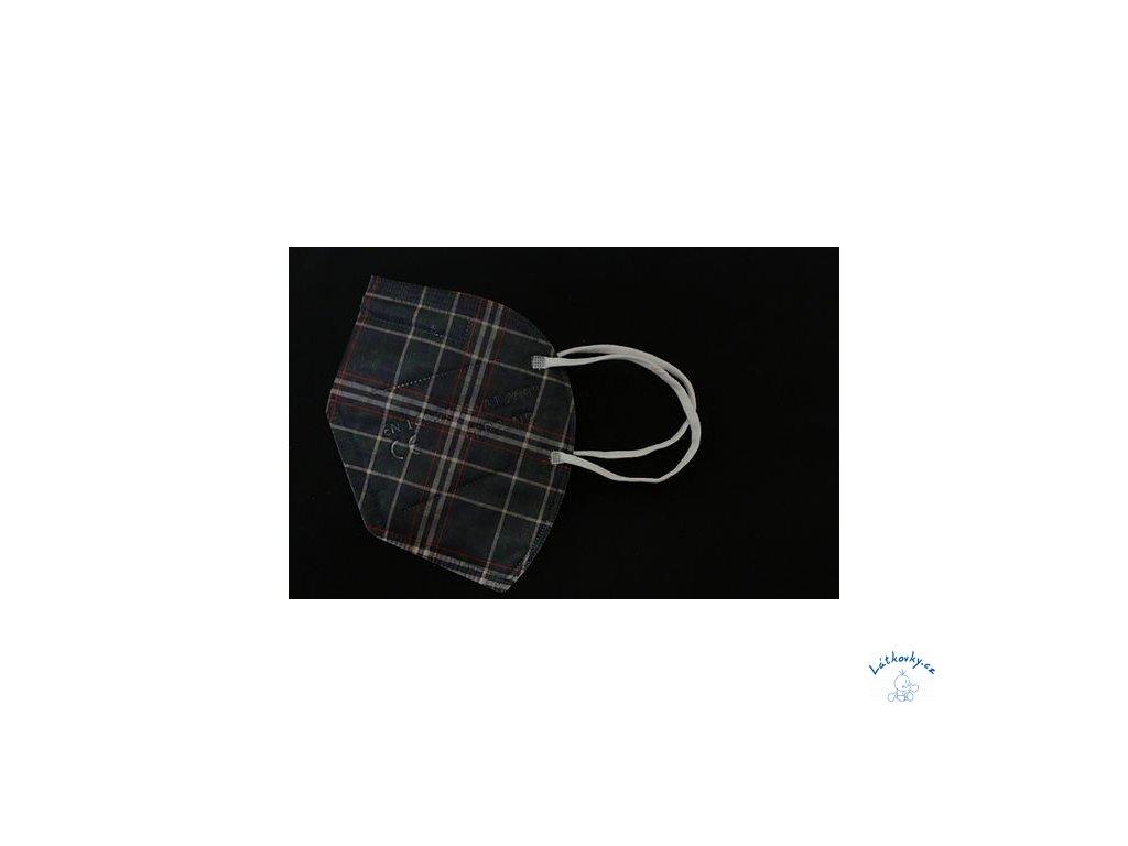 tmave karo respirator nanorespirator ffp2