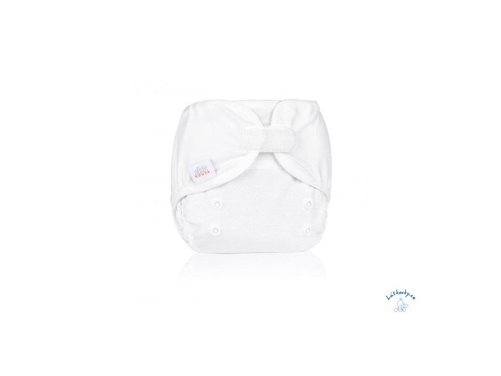 Ellaś NewBorn Wrap White1 2 s
