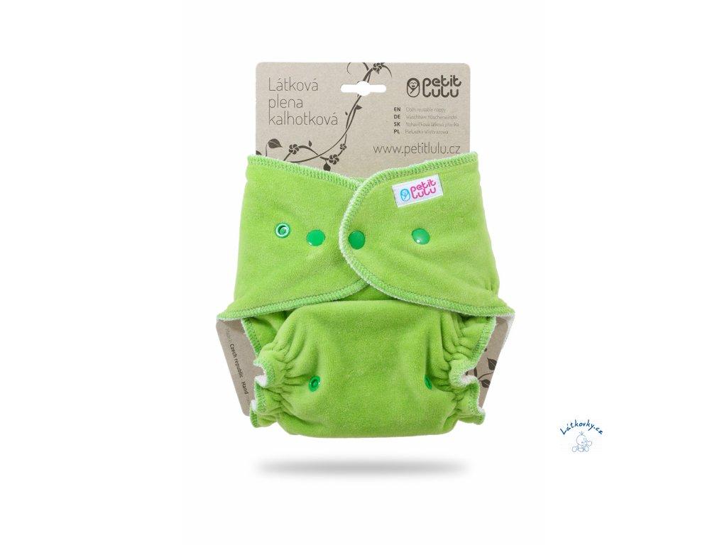 32304 plena petit lulu pat zelene srdicko velur