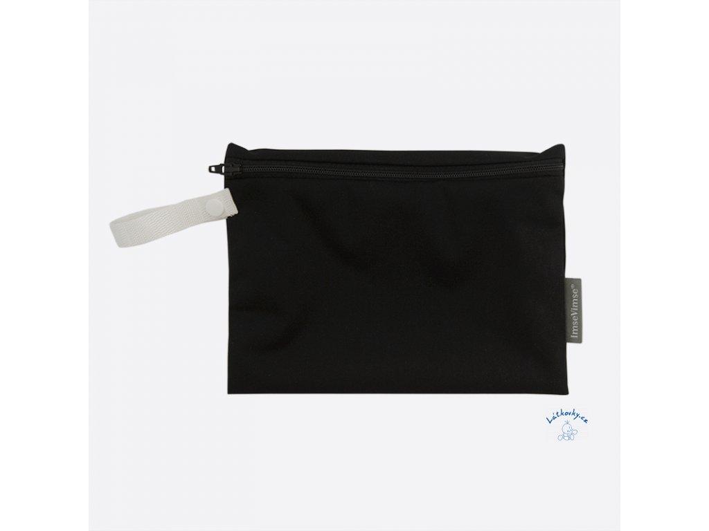 wetbag mini black zipper grey web 1