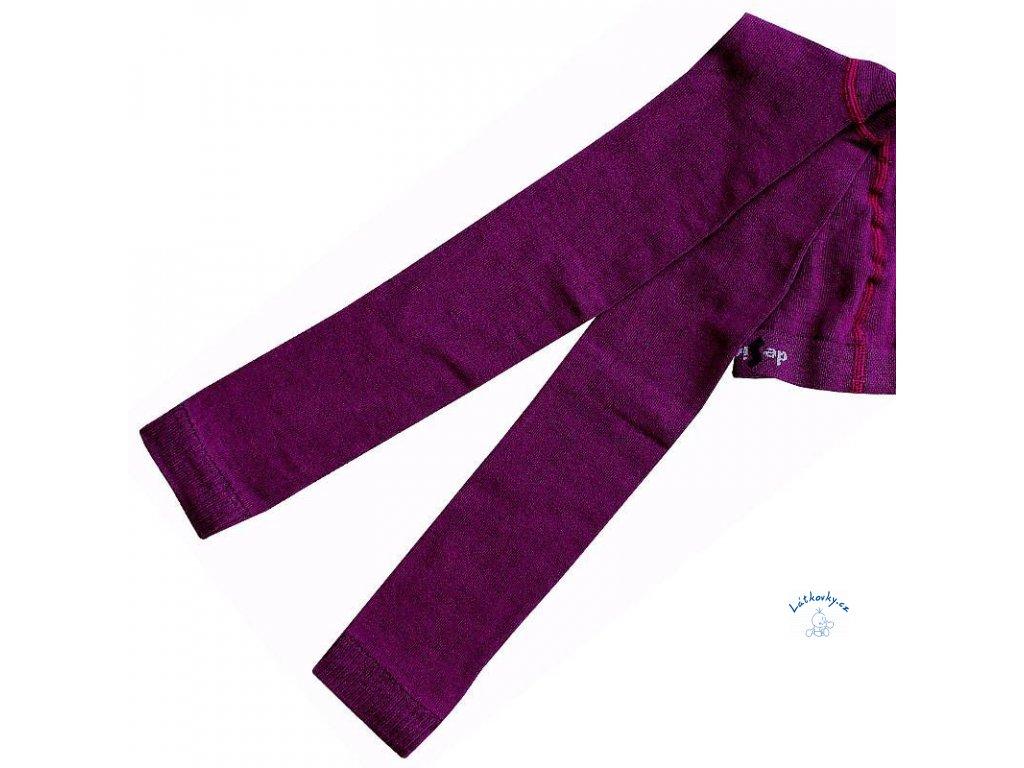 40332 leginky ds jednobarevne vel 3 violet akce