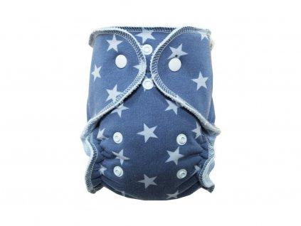 24962 hvezdicky modre s sz sv modry velur
