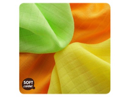 bambusove ubrousky xkko bmb colours mix 30x30cm 1e1