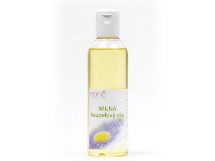 Imuna - koupelový olej, 200 ml (Velikost balení 200 ml)