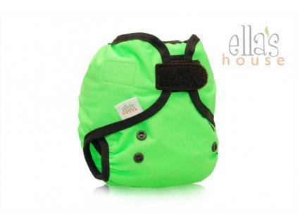 Bum wrap NEON GREEN (zelená) (Velikost S....3-7kg)
