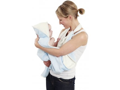 Cuddledry osuška bílá (Barva Bílá)