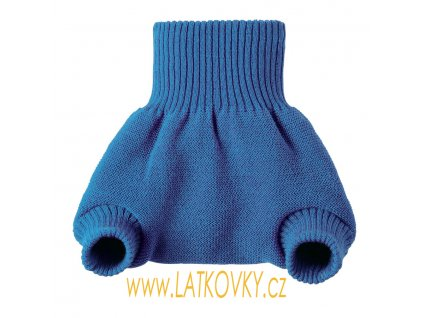 Vlňáčky Disana natahovací modré (Možnosti 74/80)