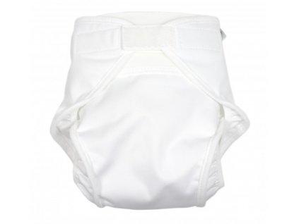 Kalhotky Imse soft, bílé - nový model, nové velikosti (Možnosti P -  2,5 - 5 kg)