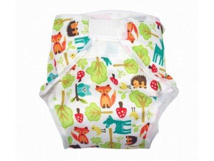 Kalhotky Imse soft, LES - nový model, nové velikosti (Možnosti S - 4 - 8 kg)