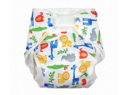 Kalhotky Imse soft, ZOO - nový model, nové velikosti (Možnosti S - 4 - 8 kg)