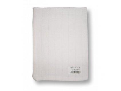 libstat zinka tetra bavlna baleni 10 ks bila 14x19 cm 135 czk