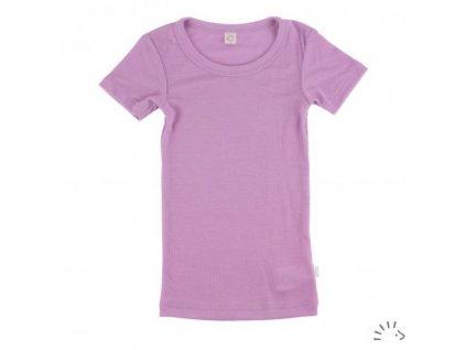 iobio triko kratky rukav lilac