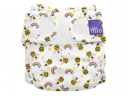 plenkove kalhotky bambino mio miosoft honeybee hive 946365 18