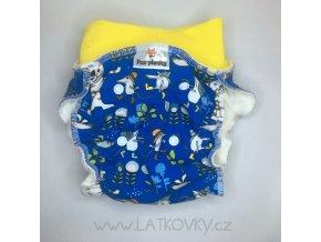Fox natahovací kalhotovka PAN MYŠÁK, pat. (8-15 kg)