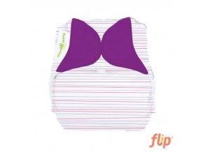 flip svrchni kalhotky na latkove pleny dazzle stripe