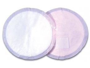 Jednorázové absorpční vložky do podprsenky (Velikost balení 36 ks)
