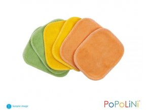 Odličovací tampony Popolini 6 ks - různobarevné