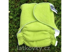 32547 plenka na snappi sponku anavy svetle zelena novy typ