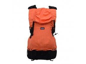 38814 kibi ergonomicke nositko oranzove pruhy