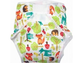 Kalhotky ImseVimse ONE SIZE (4-16 kg),  vzor LES - new!!