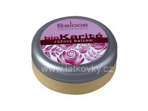 Bio Karité: Růžový balzám