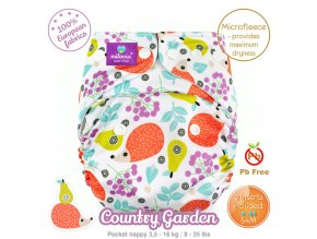 milovia fleece kapsova latkova plena country garden