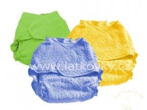 Haipa-daipa Pastelka barevná zelená (Barva Zelená)