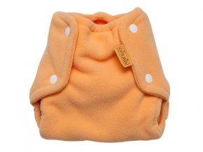 Fleecové kalhotky Haipa-Daipa, žloutková (Velikost S (2,5 - 5 kg))