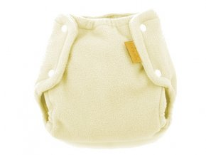 Fleecové kalhotky Haipa-Daipa, krémová (Velikost S)