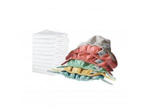 POP-IN NEWBORN SET - novorozenecké kalhotky a vkládačky (zajímavá cena)