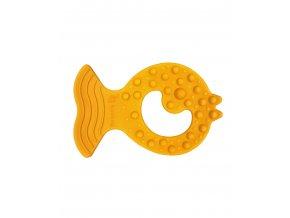 EV0094 EcoViking Natural Rubber Fish Teether 0