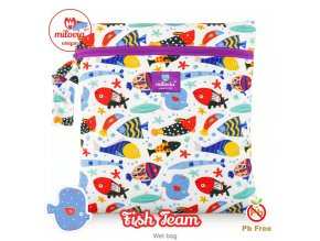 vyr 2909 milovia wet bag Fish Team