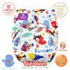 milovia cloth diapers coolmax fish team latkove pleny
