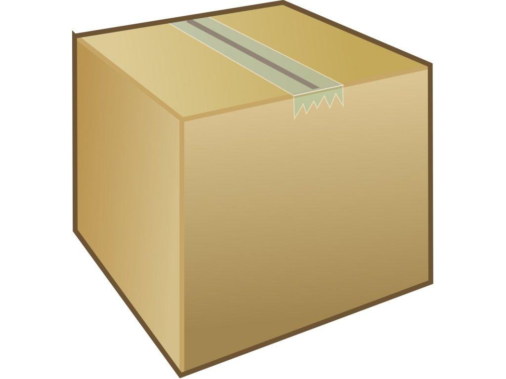 Kliponius Cardboard box package