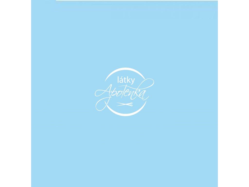 Warmkeeper jednobarevný nebesky modrý 320g
